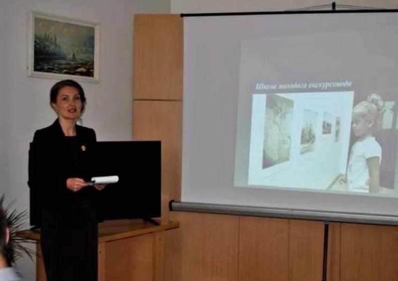 Ольга Долінська – переможець конкурсу на посаду директора Хмельницького обласного художнього музею