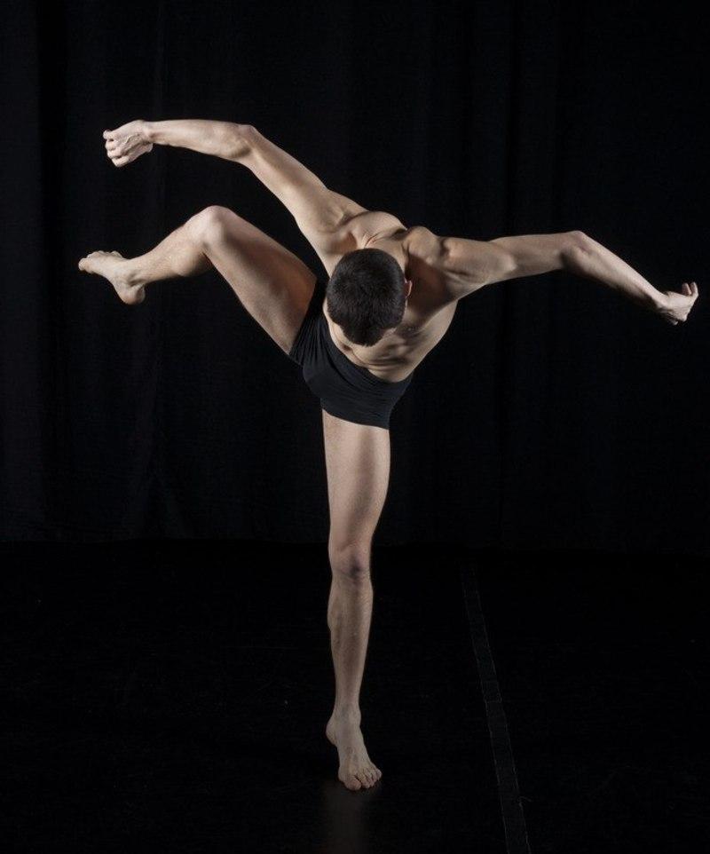 Антон Сафонов навчатиме хмельничан, як за допомогою тіла виражати емоції.