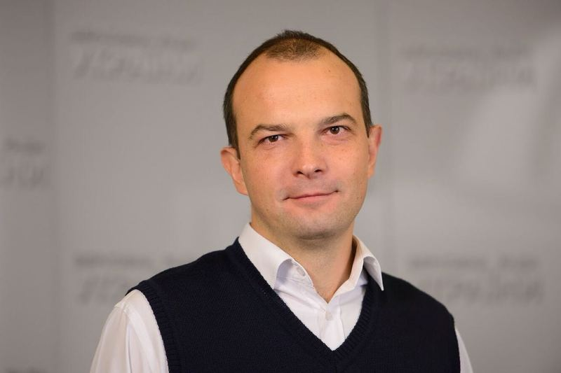Єгор Соболєв проведе зустріч у Хмельницькому 14 травня о 18.30