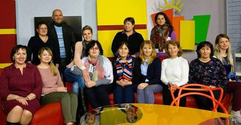 Десять працівників книгозбірень та двоє супроводжуючих із різних регіонів сусідньої країни відвідали наше місто