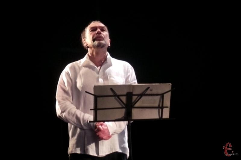 Юрій Андрухович приїде з сучасною інтерпритацією «Енеїди» Котляревського