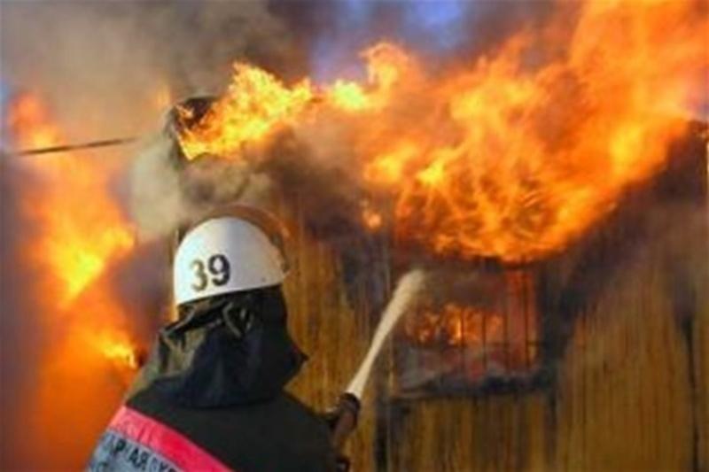 В обласному центрі загорілася квартира.