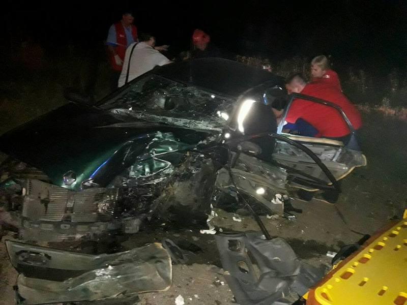 В аварії у Хмельницькому постраждали 8 людей, з яких четверо дітей
