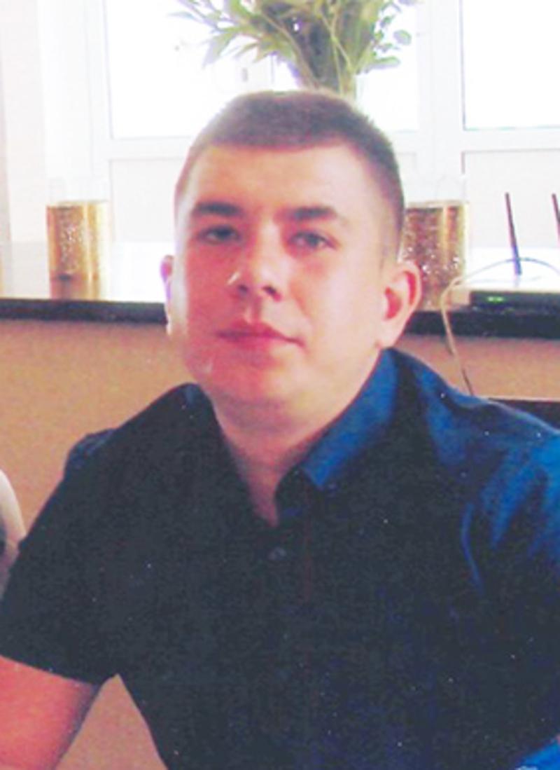 Олександру Стельмащуку 25 років