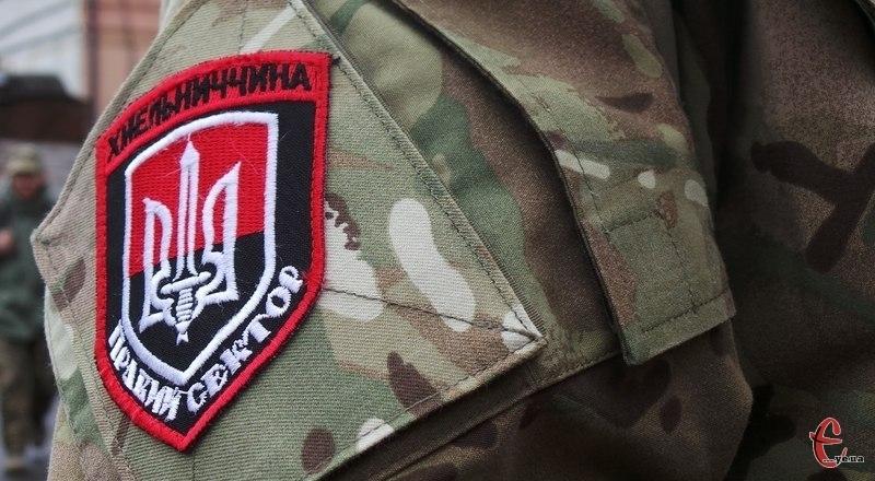 Наразі у Хмельницькому живе дев'ятеро бійців-добровольців російсько-української війни