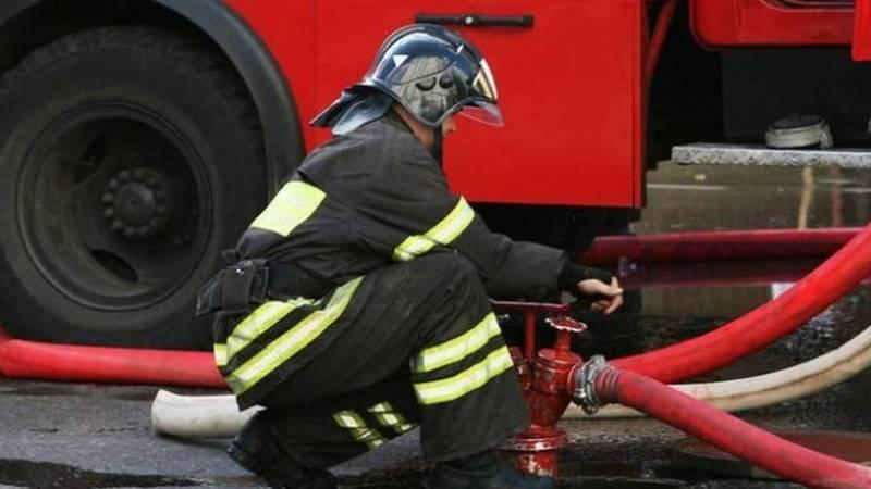 Ймовірна причина пожежі – підпал невстановленою особою