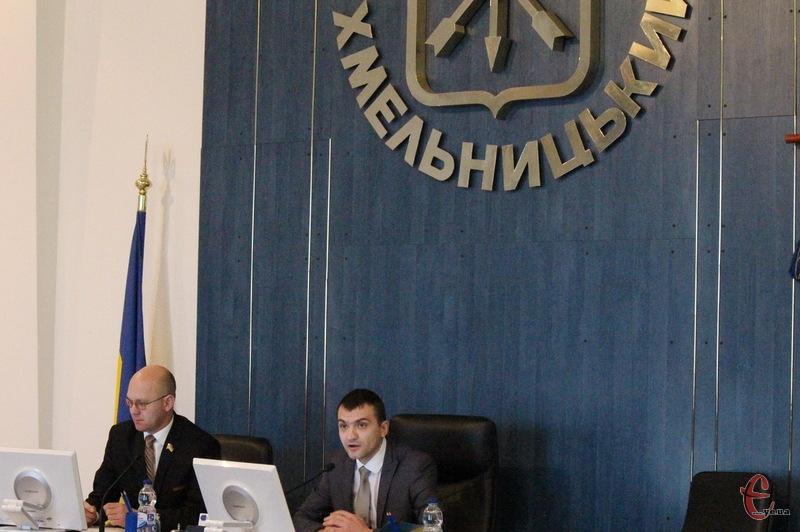 Проект бюджету Хмельницького на 2016 рік підтримали 42 депутати з 42 присутніх