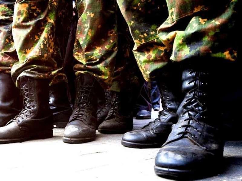 Від якісного і зручного взуття може залежати життя бійця