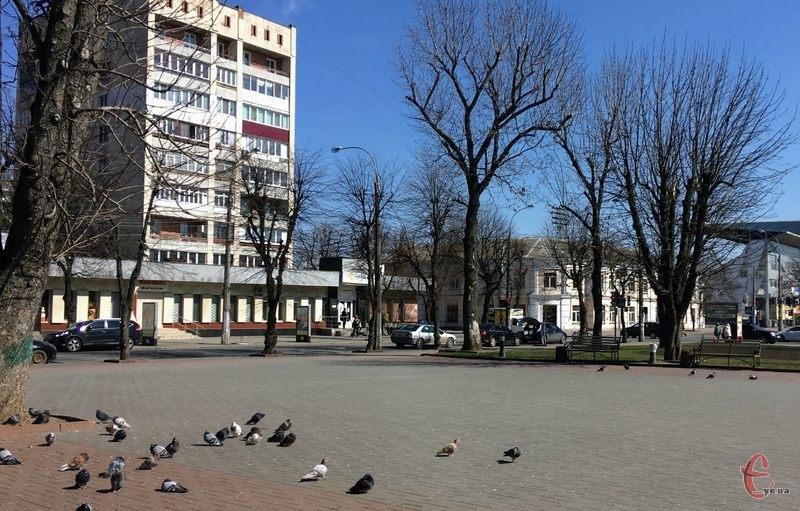 Подія сталася на вулиці Проскурівській, біля Вічного вогню
