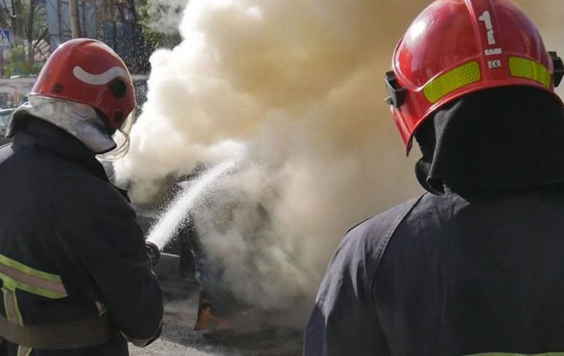 Під час пожежі ніхто з людей не постраждав, - кажуть у ДСНС