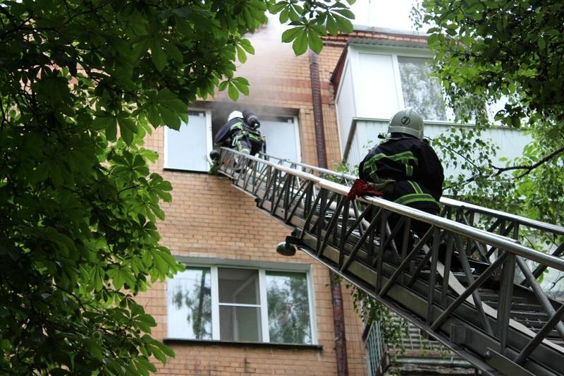 Рятувальники кажуть, що пожежу виявили пізно