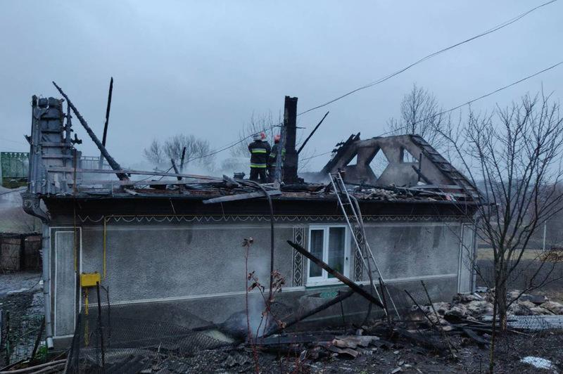З початку року на Хмельниччині сталося 114 пожеж