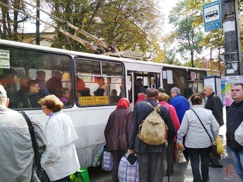 Придбання транспорту профінансується з міського бюджету