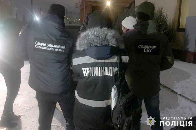 Правоохоронці попередили замовне вбивство підприємця
