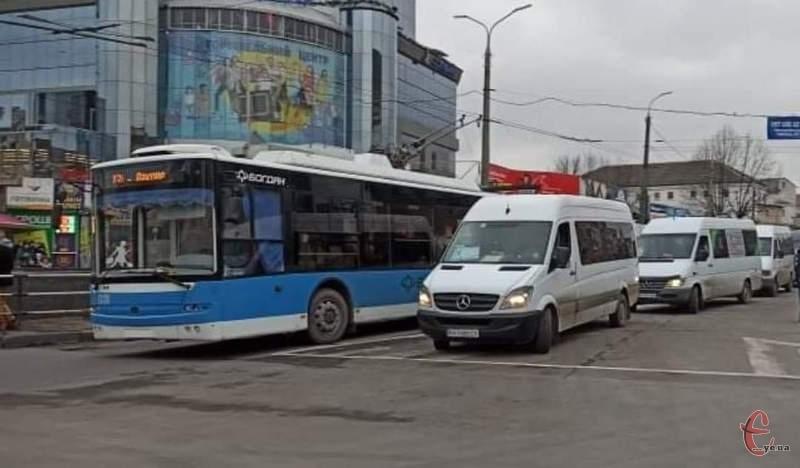 Пасажирські перевезення будуть здійснюватися за умови наявності у пасажирів засобів індивідуального захисту
