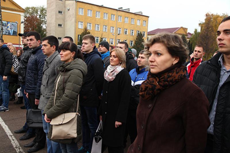 26 грудня новоспечені поліцейські приймуть присягу