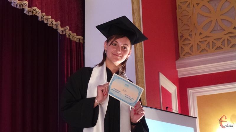 Сьогодні в Хмельницькому університеті управління та права отримали дипломи 228 спеціалістів та магістрів і 178 бакалаврів