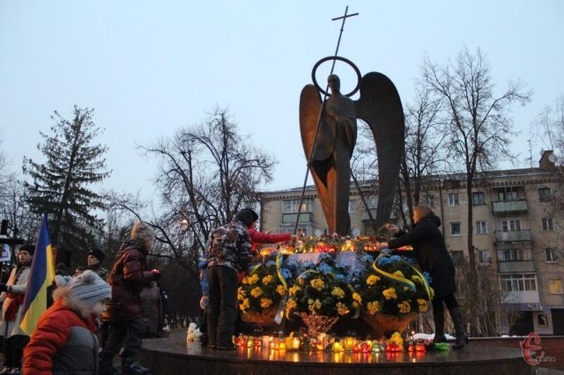 Ангел Скорботи є пам'яткою монументального мистецтва