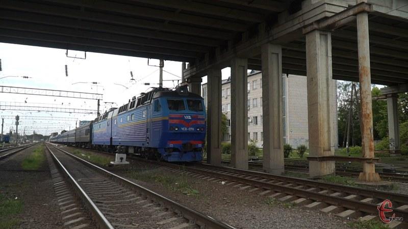 У Хмельницькому потяг Київ-Львів матиме лише технічну зупинку