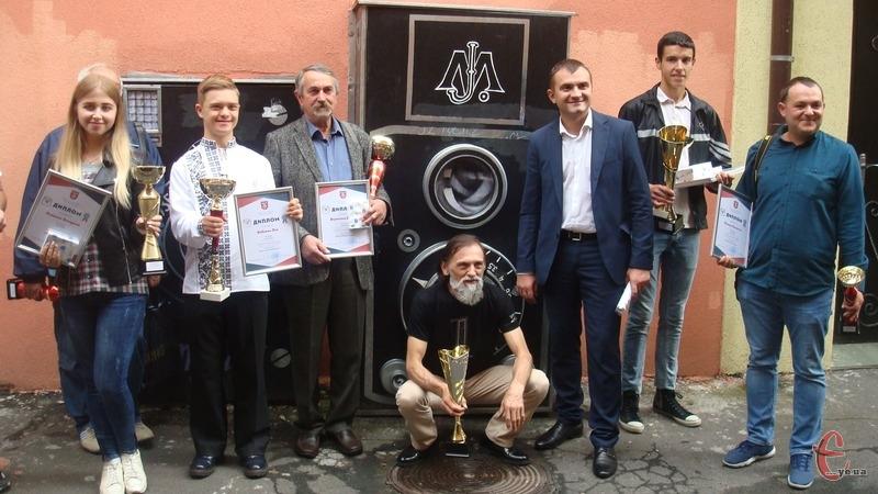 У місті нагородили переможців конкурсу «Хмельницький крізь об'єктив»