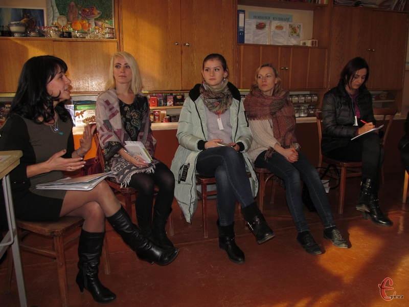 Семінари відбувалися у невеликих групах