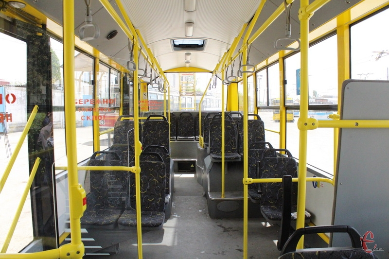 У Хмельницьком хочуть весь громадський транспорт обладнати валідаторами