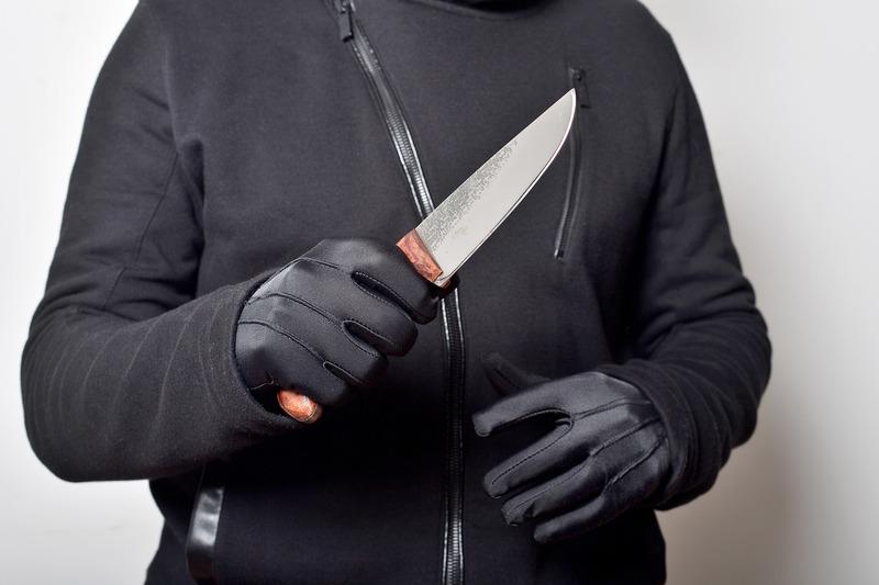 Чоловік напав із ножем на касира