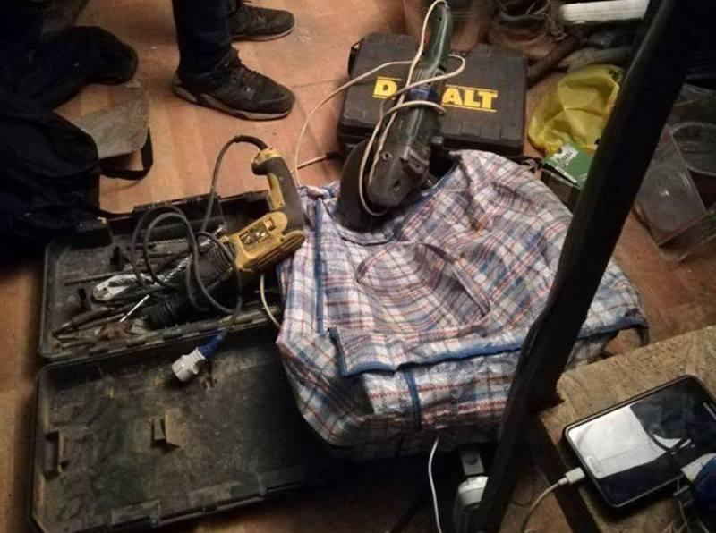 Чоловік вкрав електроінструмент