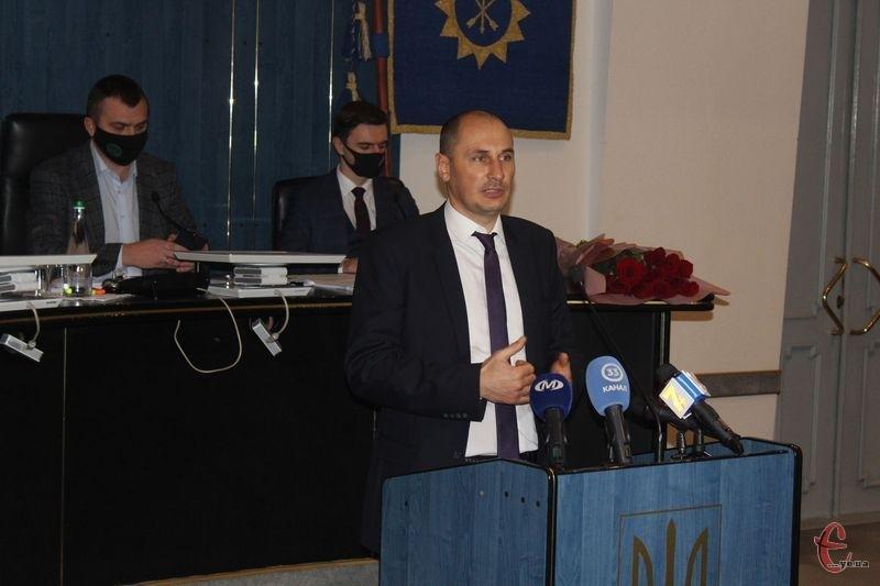 Віталій Діденко став секретарем Хмельницької міської ради