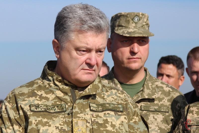 На Петра Порошенка в Хмельницькому чекають 30 листопада