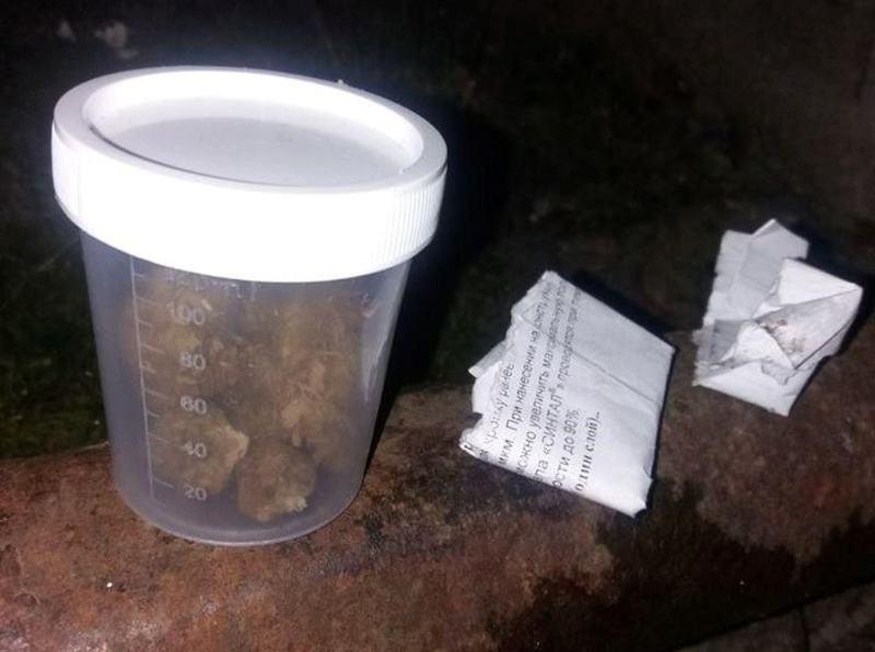 Під час поверхневих перевірок громадян патрульні досить часто виявляють речовини схожі на наркотичні