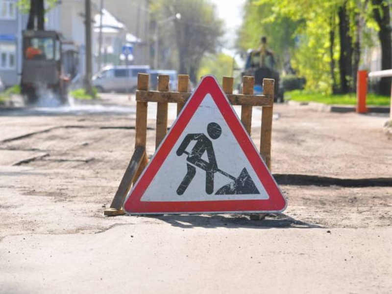 У зв'язку з ремонтом проїзної частини 20 липня рух транспорту на частині вулиць Свободи та Соборній буде обмежено