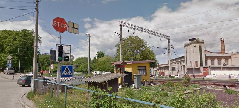 15 березня буде перекрито залізничний переїзд на вулиці Івана Франка