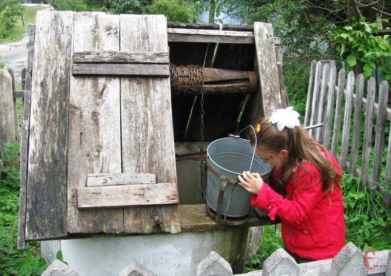 У багатьох криницях вода не відповідає встановленим нормативним значенням