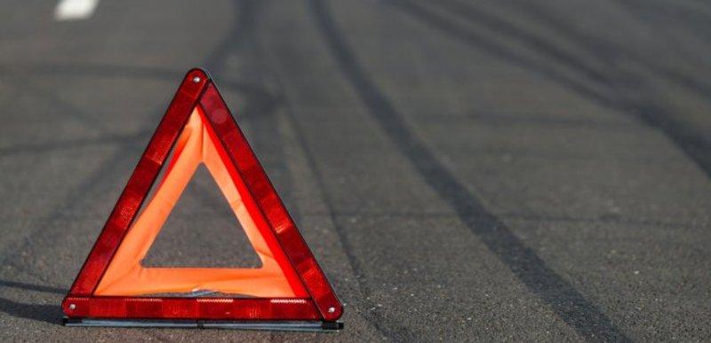 Аварія сталася на вулиці Проскурівського Підпілля