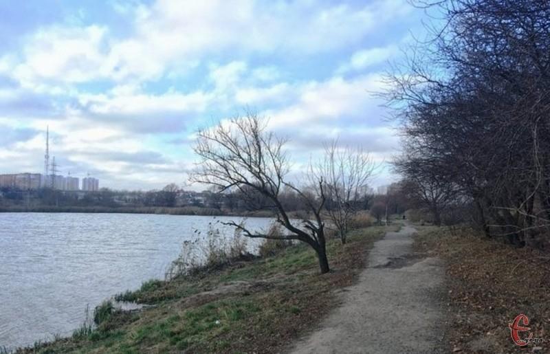 Усі заплановані роботи з розчистки озера мають завершити до початку літа. Фото: з архіву