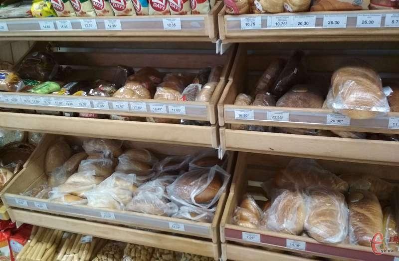 У Хмельницькому підняли ціни на хліб виробництва заводу «Хмельницькхліб»