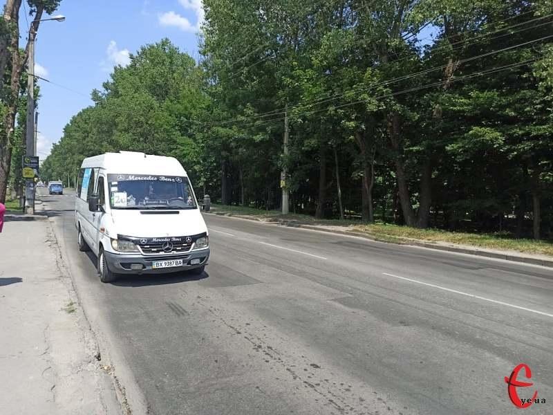 Рух громадського транспорту продовжать до кладовища у мікрорайоні Ракове