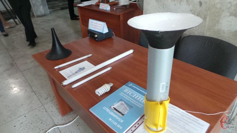 На виставці представили новітні технології