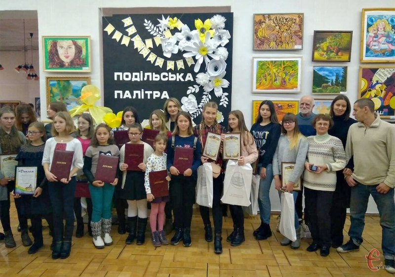 Щороку в стінах Хмельницького обласного художнього музею відбувалася знакова подія – виставка творчих робіт, які представляли учні художніх та загальноосвітніх закладів області та церемонія відзначення переможців
