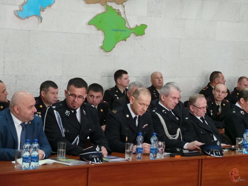 Польські рятувальники приїхали поділитися досвідом.