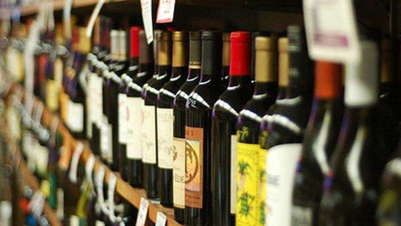 В обласному центрі вилучили з продажу більше тисячі пляшок немаркованого іноземного алкоголю