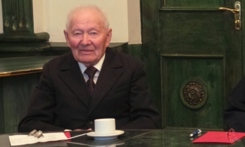 Зіновію Комарницькому було 86 років