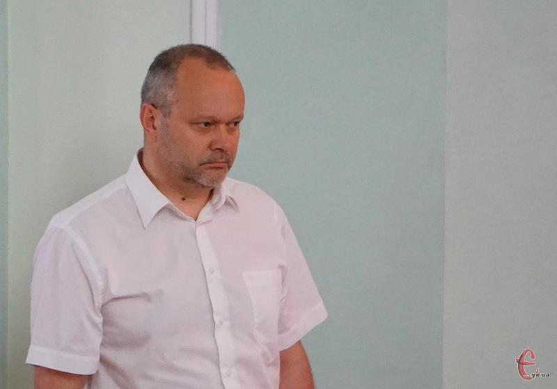 Олег Федорчук очолив Хмельницьке обласне відділення Антимонопольного комітету України