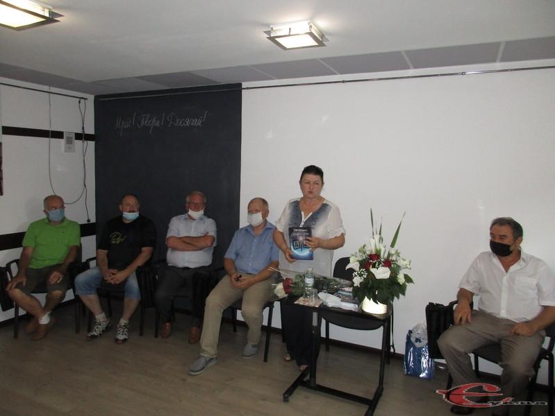 Презентація в рідному Зінькові відбулася ще в березні, а в Хмельницькому, через карантинні обмеження, лише 30 липня