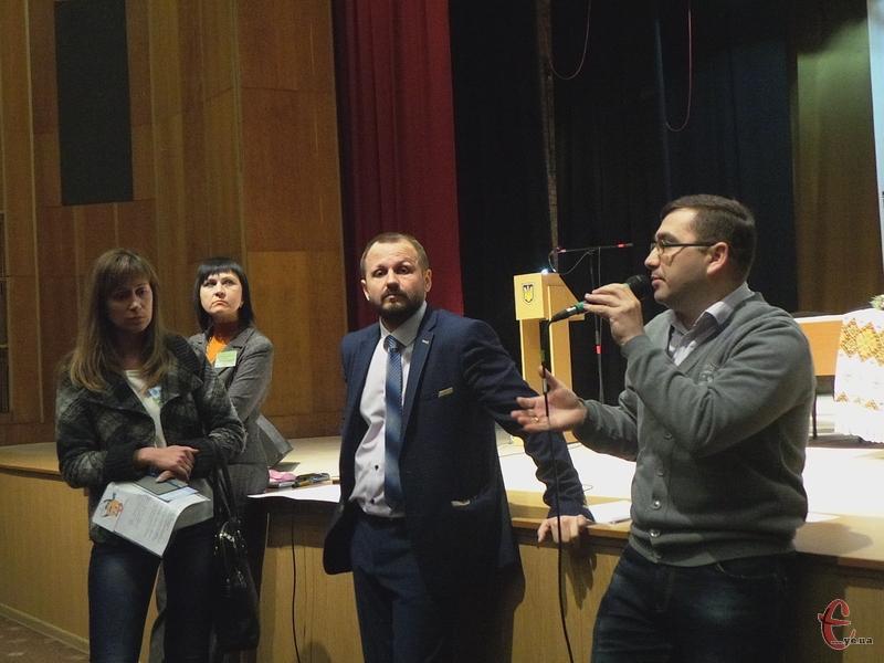 Рішення про створення громадської ради прийняли під час батьківського форуму
