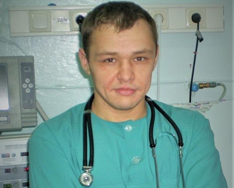 Сергію Глущику було 38 років