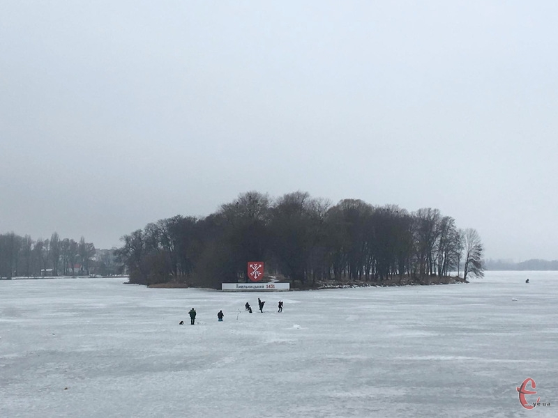 3 лютого в Хмельницькому відбудеться Кубок області з лову риби з криги на мормишку
