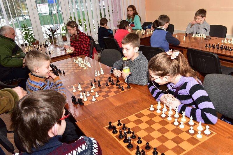 Участь у змаганнях взяли як дорослі, так і діти