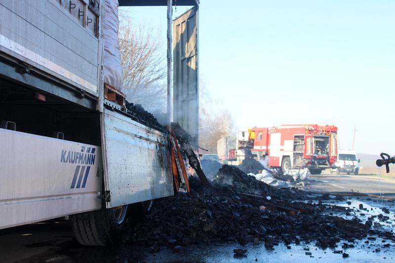 Пожежа сталася у Хмельницькому районі